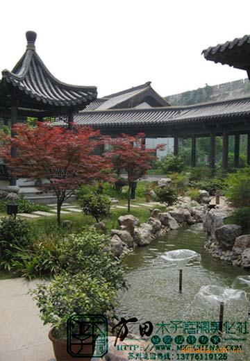 苏州园林 景观 花园 庭院景观设计与施工为一体的景观公司 lipeng217图片