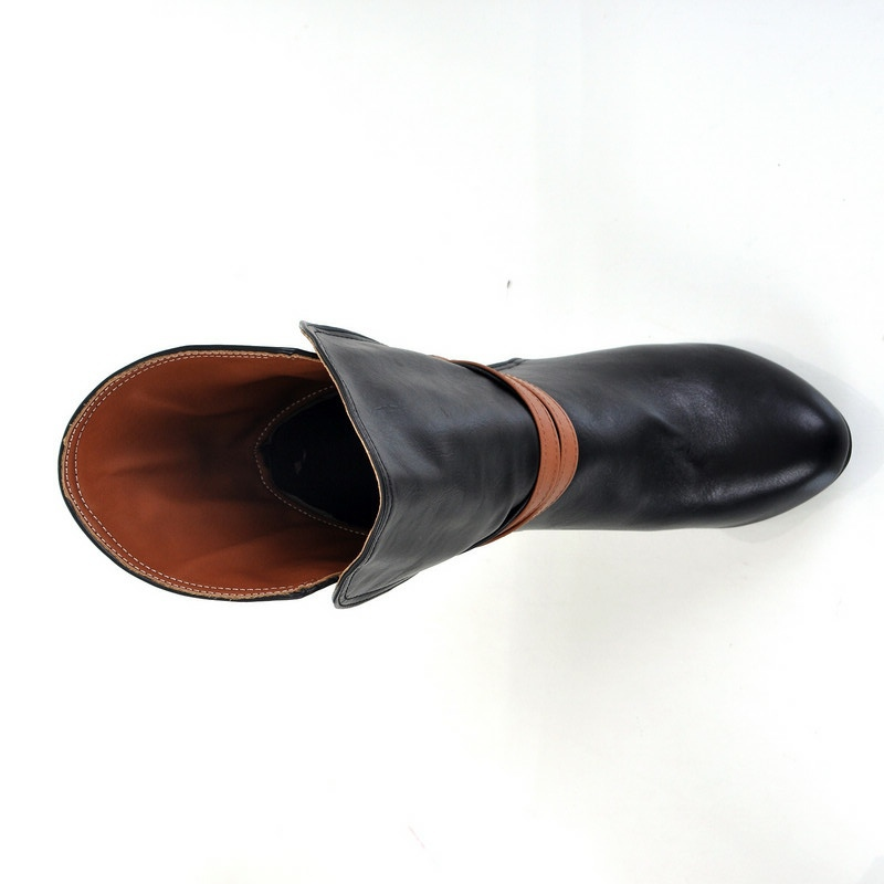 大码短女鞋_