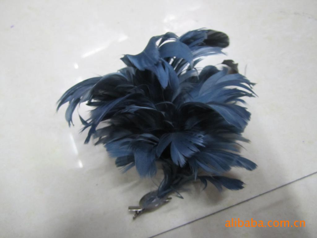 大量供應鴕鳥羽毛帶 羽毛面具 羽毛花 羽毛頭飾