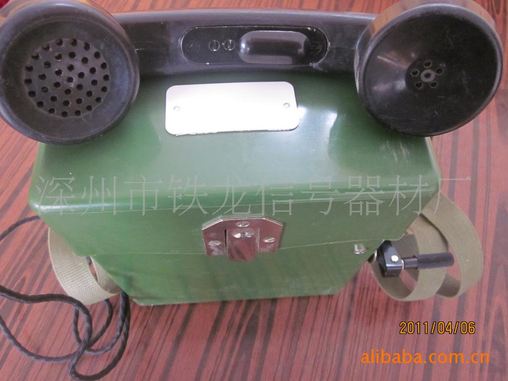 供应厂家直销铁路磁石电话机HCX-3型 手摇电话机 信号器材