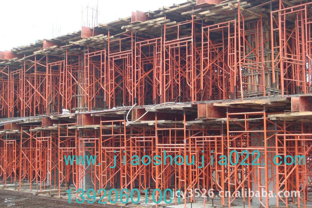 梅州厂家直供914建筑脚手架租赁,门式脚手架