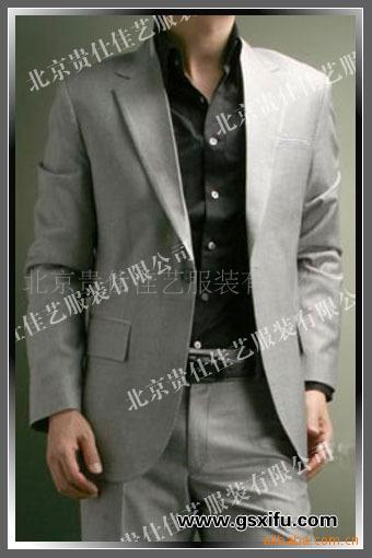 供应如何选择西服,专业西服定制,北京贵仕佳艺西服厂