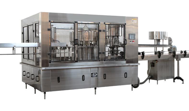 供應全自動礦泉水、純凈水灌裝生產線,瓶裝水生產設備、飲
