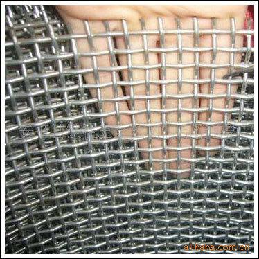 供应优质20目食品烘干卷边不锈钢网布