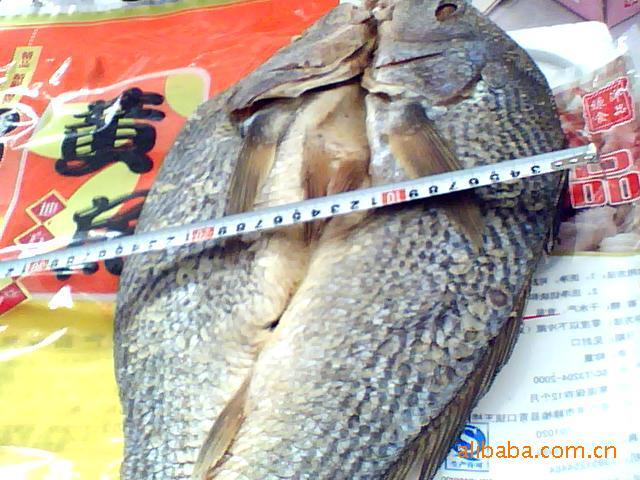 海鲜干货--干制水产黄海特产淡干大黄鱼片18元一斤