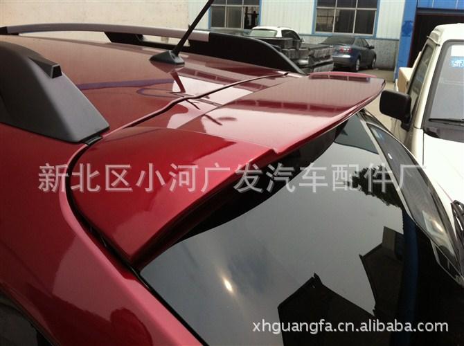 斯巴鲁强劲越野XV前后护杠及踏板,尾翼,欢迎订购 -价格,厂家高清图片