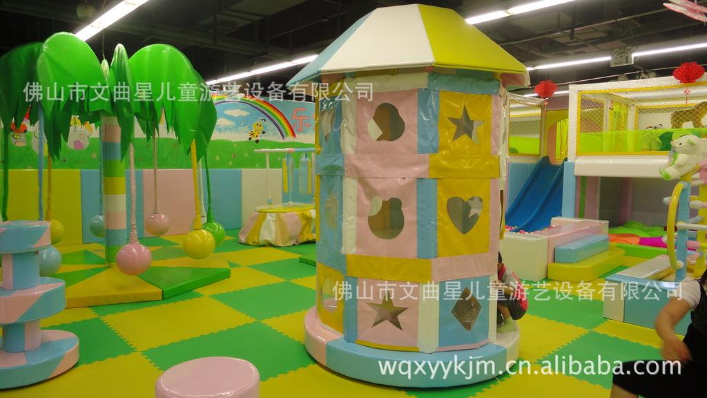 款广东广州佛山室内儿童玩具 电玩城堡 室内儿童乐园 电玩