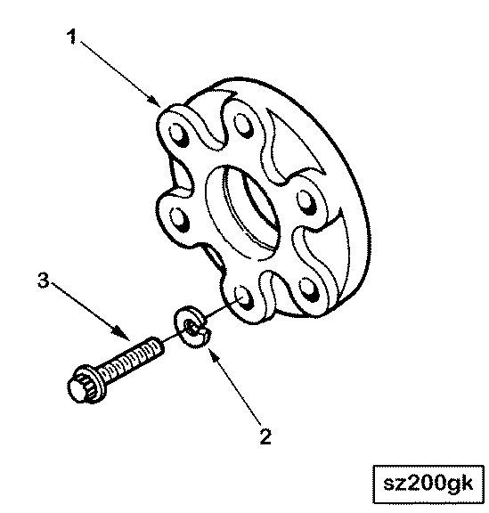 205199康明斯螺栓