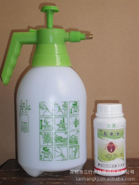 供应高效250ml立灵牌臭虫净套装杀臭虫特效药杀虫卵特效臭虫药