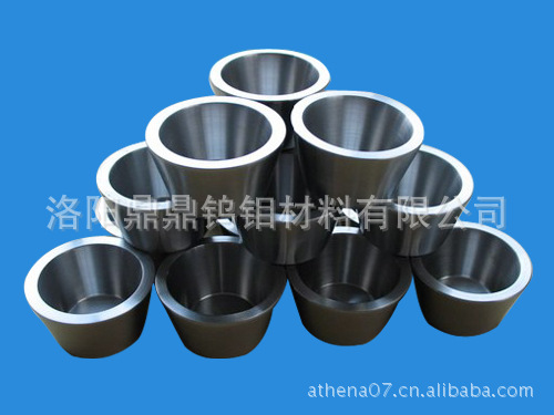 supply molybdenum crucible
