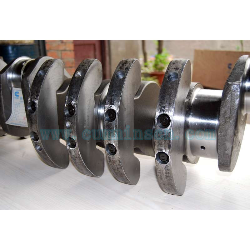Cementing machine crank shaft 3347569 Crankshaft assembly for K19 cummins engine Cementing machine