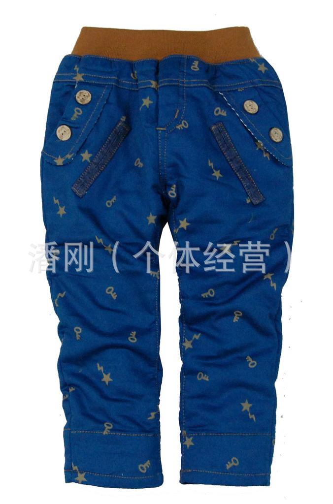 太阳雪人儿童羽绒裤_供应童装2012新款太阳雪人儿童羽绒裤女童厂