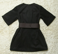Женская куртка 2012 autumn and winter fashion victoria beckham woolen medium-long top Outwear/Dress