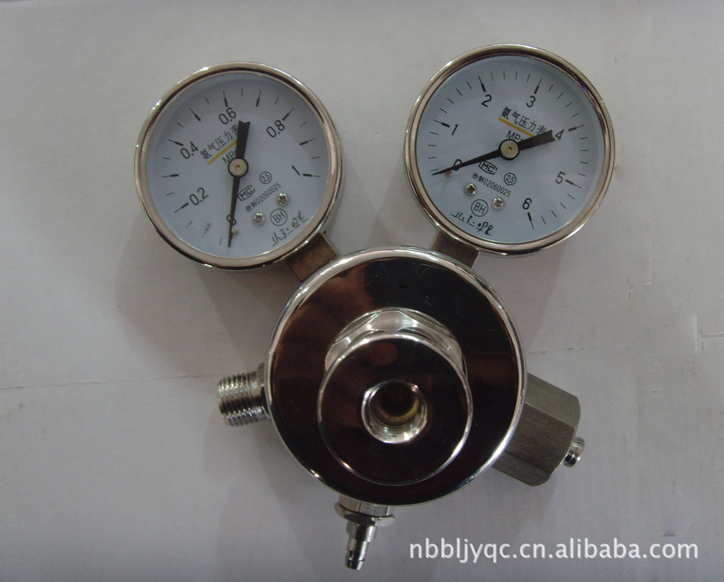 供应批发厂家自主生产氨气减压器