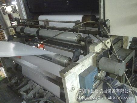 【二手印刷机,小森书报v书报印刷设备转让,商业便携式太阳能户外探照灯图片