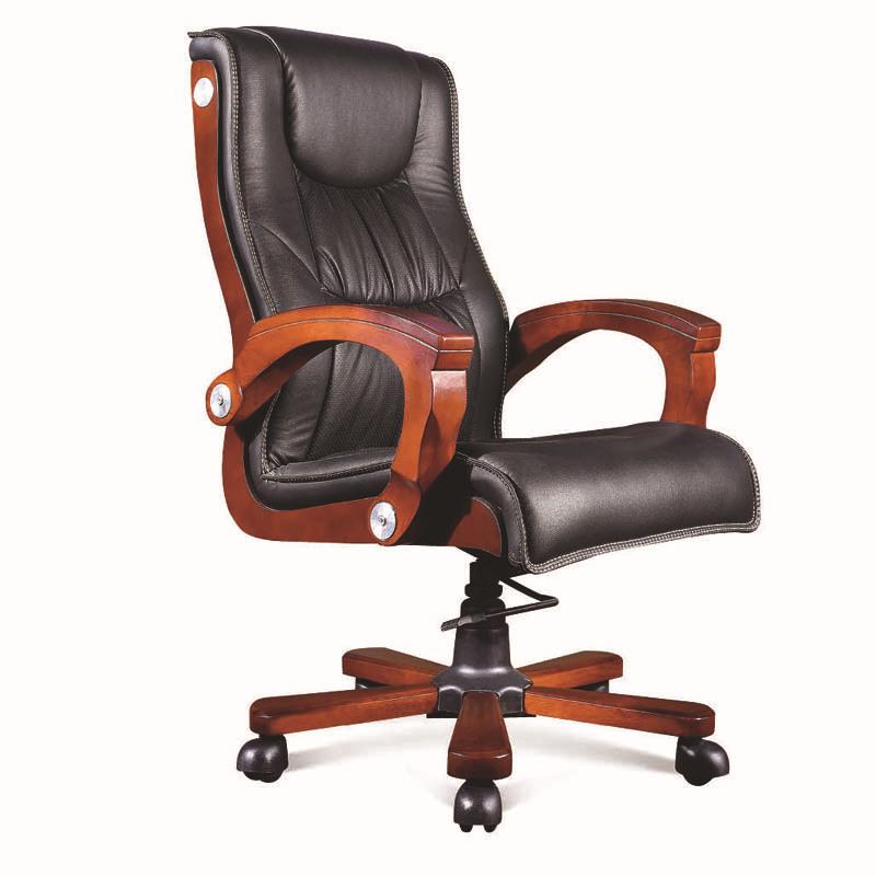 老板转椅 主爱恩牛皮经理椅领导椅子大班椅老板转椅董事长椅盟 阿里