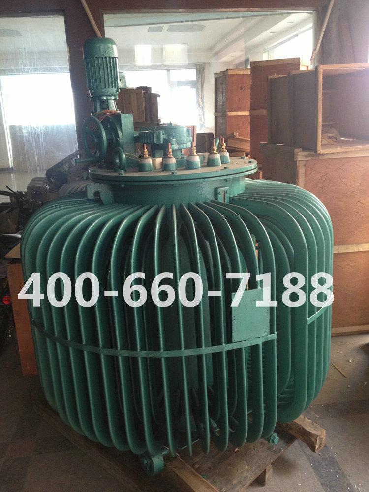 厂家供应TSJA 50KVA油浸式调压器 交流调压器 全自动调...