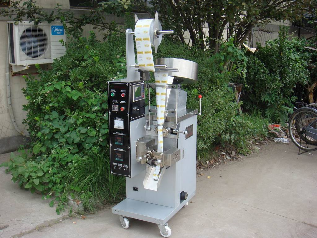 钢珠自动包装机