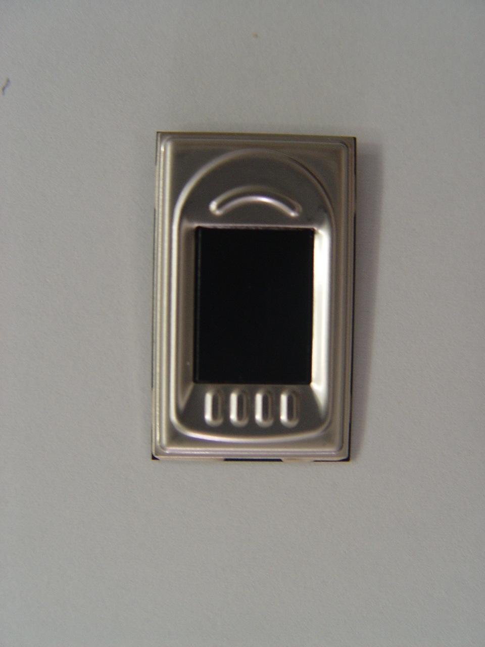 面积指纹模块 世界上最小巧的电容面积模块 全面支持安卓系