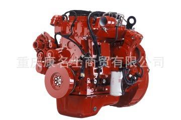 龙帝SLA5250GSJDFL8干拌砂浆运输车ISDe230东风康明斯发动机