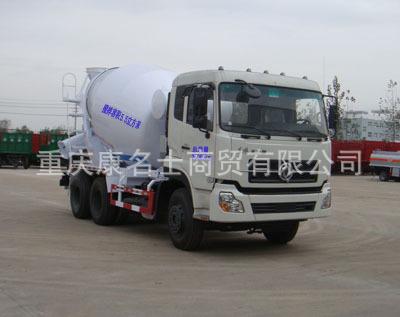 神狐HLQ5250GJBD混凝土搅拌运输车ISLe325东风康明斯发动机