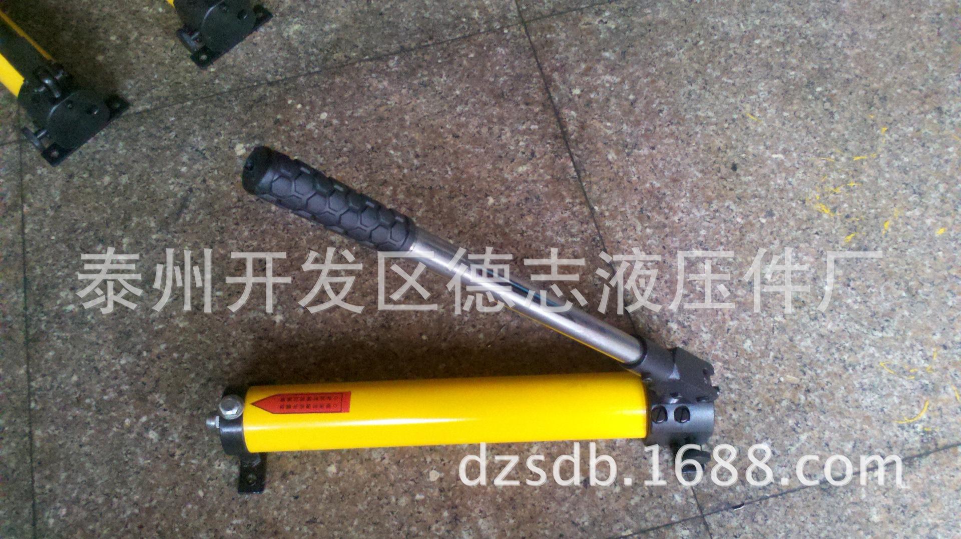 手动液压泵 微型液压泵 液压泵型号cp-700 手摇液压泵图片