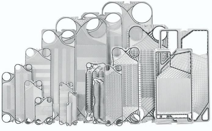 板式冷却器橡胶垫图片_7
