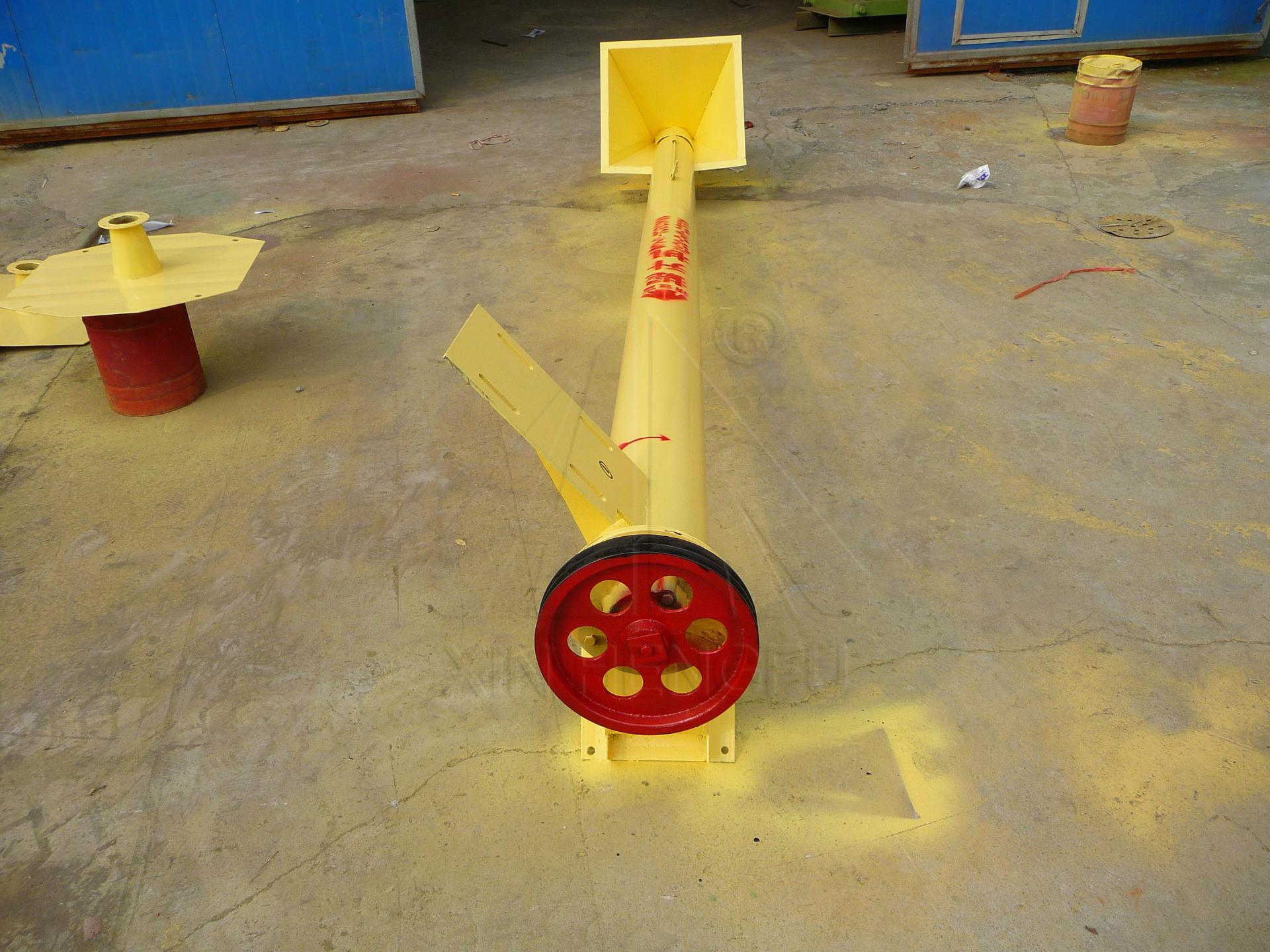 专业螺旋输送机生产厂家 管式螺旋输送机