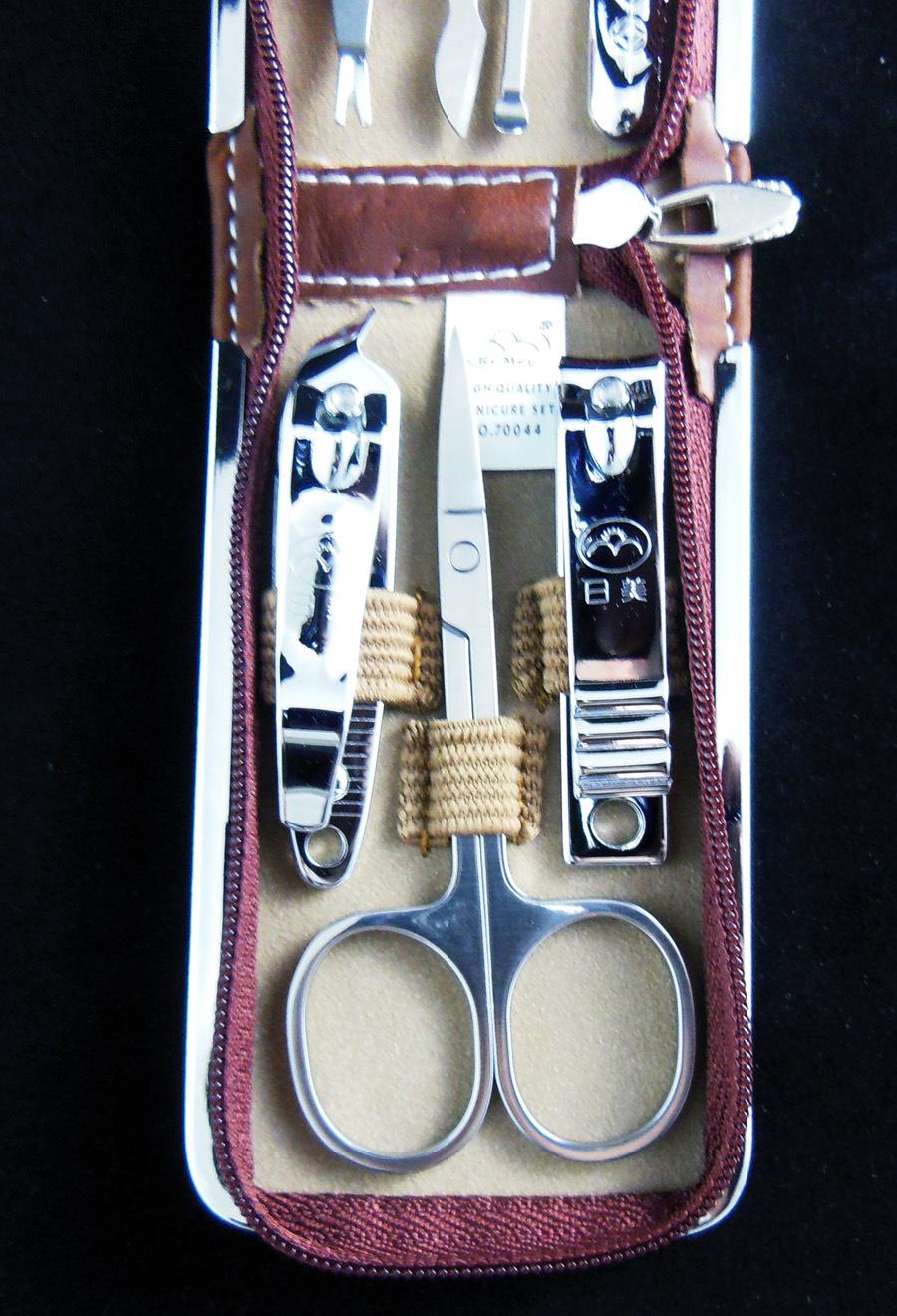 70044美容工具套装 7件套美妆工具套装 -价格,厂家,图片,美甲图片