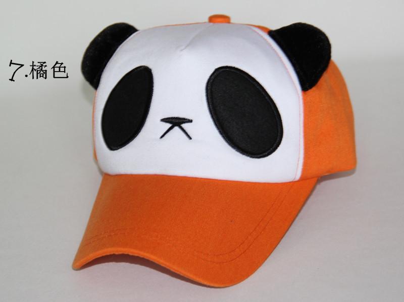 成年熊猫卡通的图片_秋冬加厚可爱卡通熊猫龙猫阿狸轻松熊毛球圣诞