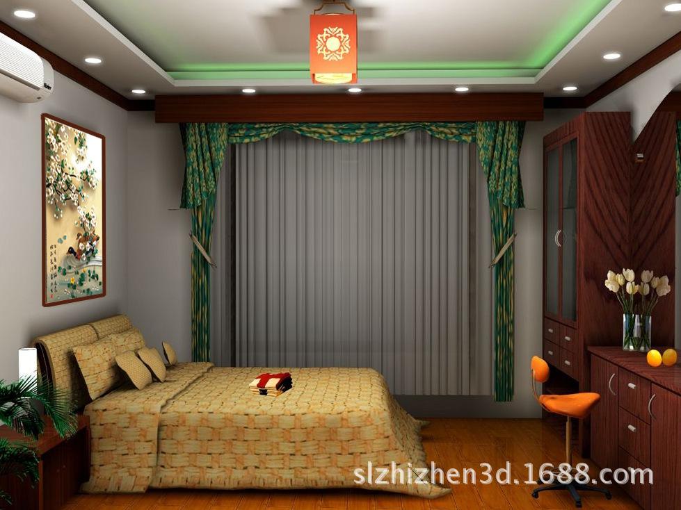厂家直销3d立体建筑风景画 三维立体酒店装饰 阿里巴巴