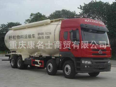 福狮LFS5314GFLLQ粉粒物料运输车L315东风康明斯发动机