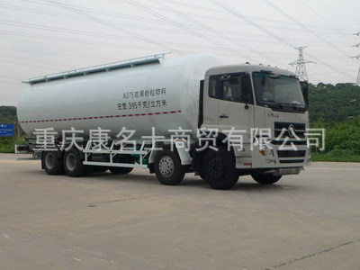 永强YQ5310GFL粉粒物料运输车L270东风康明斯发动机