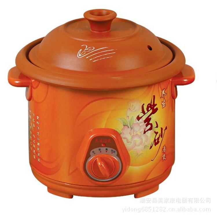 大容量电炖锅 电砂锅 紫砂锅 煲汤-紫砂锅电炖锅
