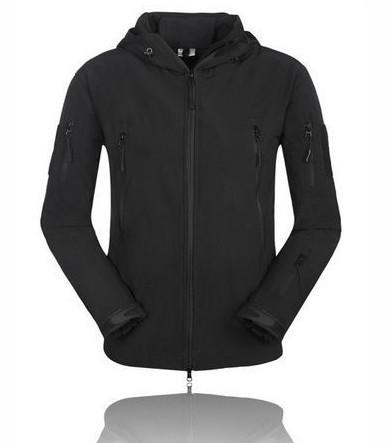TAD—软壳冲锋衣 鲨鱼皮冲锋衣加工 空白光板冲锋衣定做 OEM
