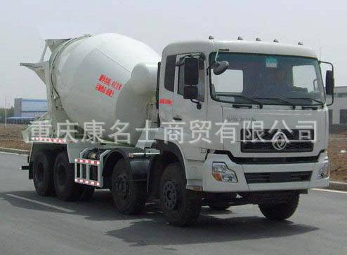 东风DFL5310GJBAX9混凝土搅拌运输车ISLe340东风康明斯发动机