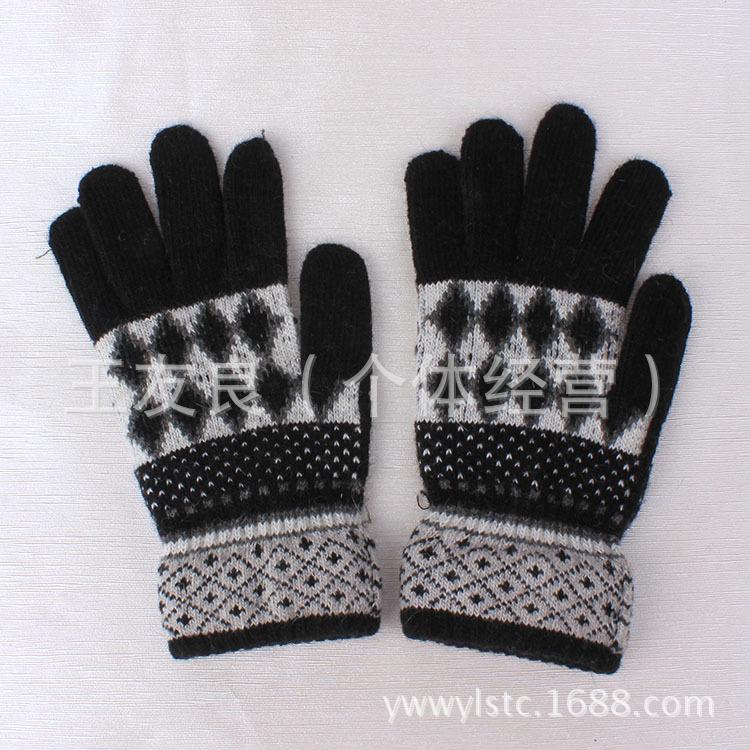 特价批发 秋冬款保暖手套 手套 时尚魔术手套