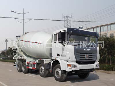 集瑞联合SQR5310GJBD6T6-4混凝土搅拌运输车ISME345 30西安康明斯发动机