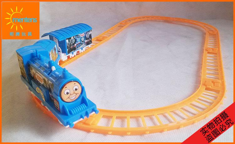 【设备电动托马斯账务车小价格火车】图纸轨道费玩具处理制作儿童图片