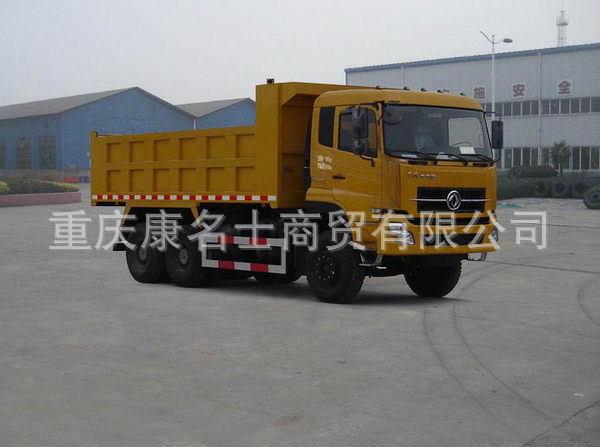 东风DFL3258A10自卸汽车ISLe340东风康明斯发动机