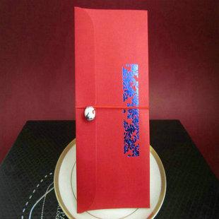 浙江苍南县创意婚庆用品 2014结婚红包 烫金红包 红包利是封 婚庆公司用品