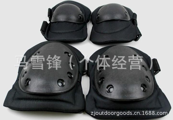 军事护肘_其他户外用品现货护膝护肘WARGAME护具