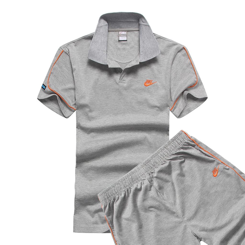 运动套装 2013 夏季耐克 新款男式运动套装运动