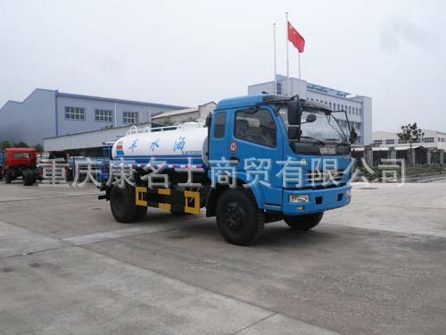 楚飞CLQ5162GSS3洒水车ISDe160东风康明斯发动机