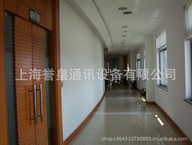 誉皇通讯正式签约上海市工业综合开发区无线覆盖项目