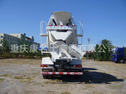 金牛JQC5250GJBA混凝土搅拌运输车ISME308 30西安康明斯发动机