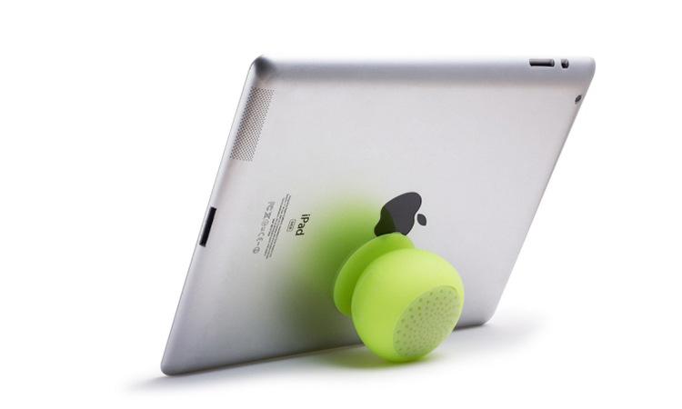 个性迷你无线蓝牙3.0吸盘音箱 汽车免提通话 高传输高音质 私模图片_8