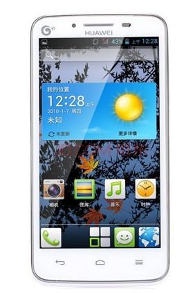 【华为Y511手机 4.5英寸,安卓4.2系统,1.3G 处-华为g750t01 华为手