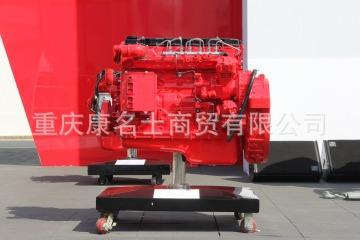 用于中洁XZL5120GXE4吸粪车的ISDe180东风康明斯发动机ISDe180 cummins engine