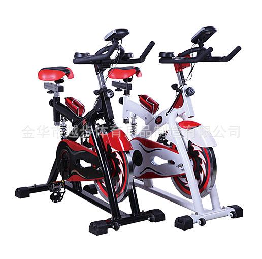 【电弧静音条款动感单车链家用健身减震越步工保定三源防皮带服图片